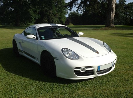location porsche cayman